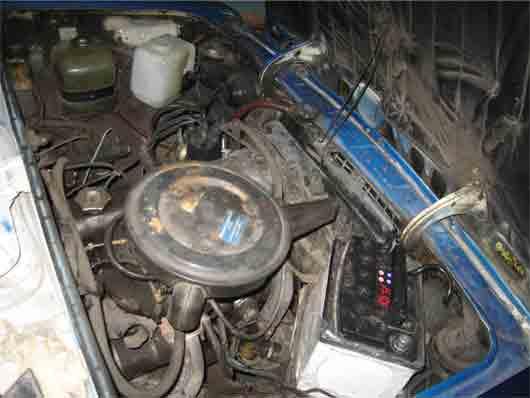 Как сделать мотор ваз 2106