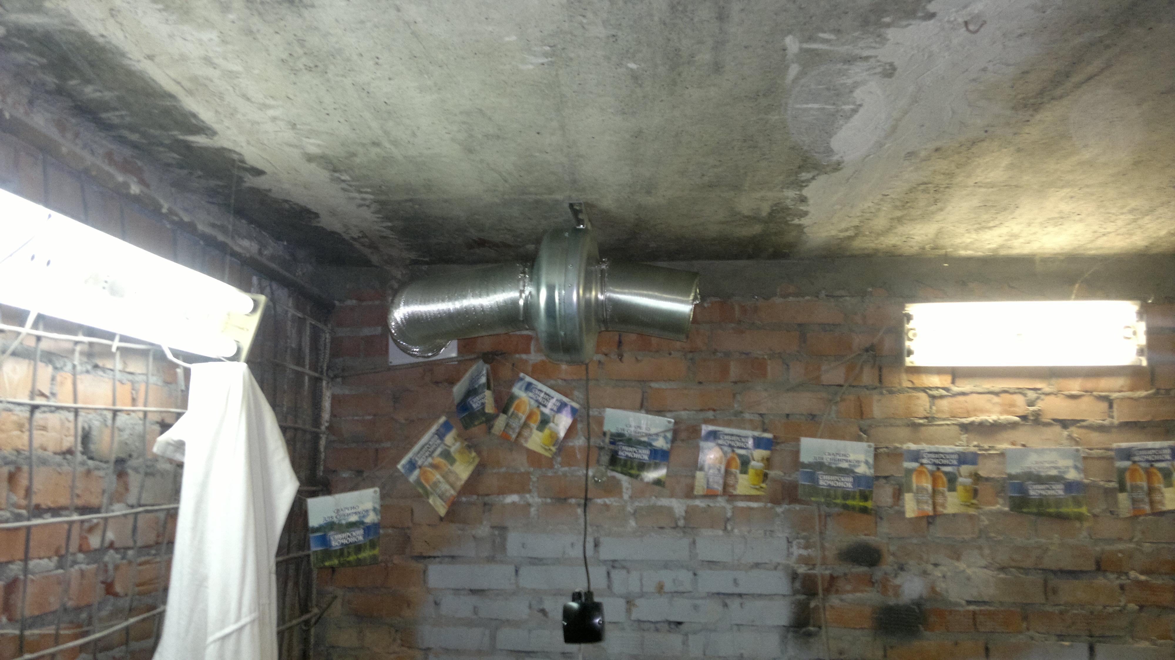 Вытяжка для гаража своими руками: особенности 52