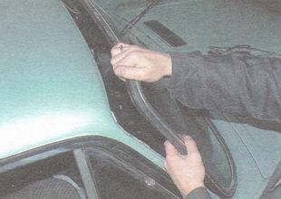 Замена лобового и заднего стекол ВАЗ 2106 Стекла ваз 2106