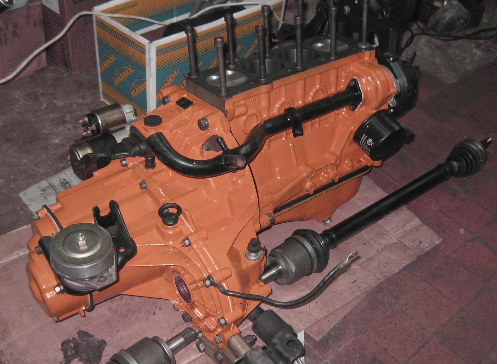 Как форсировать двигатель своими руками 828