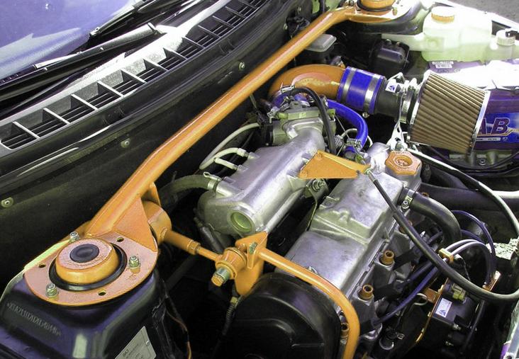 Весь тюнинг двигателя ваз 2110 своими руками