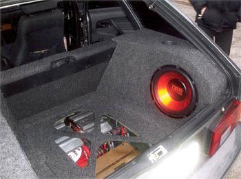 Багажник на ваз 2114 своими руками