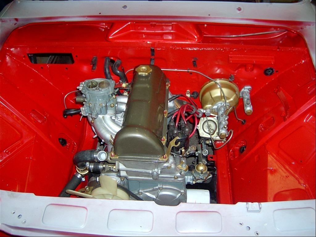 Тюнинг ваз 2105 своими руками двигатель