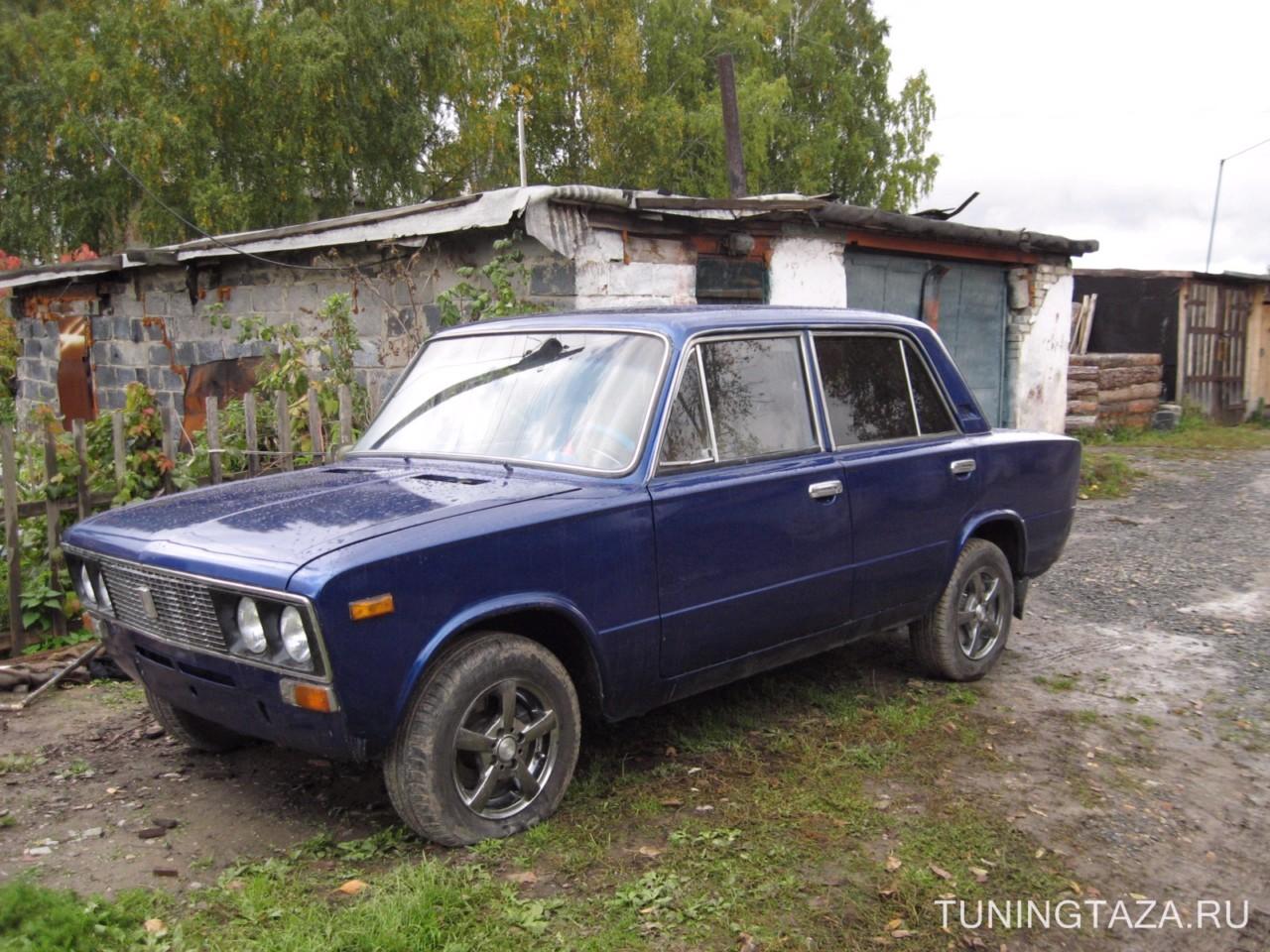 Детали и тюнинг ВАЗ 2106