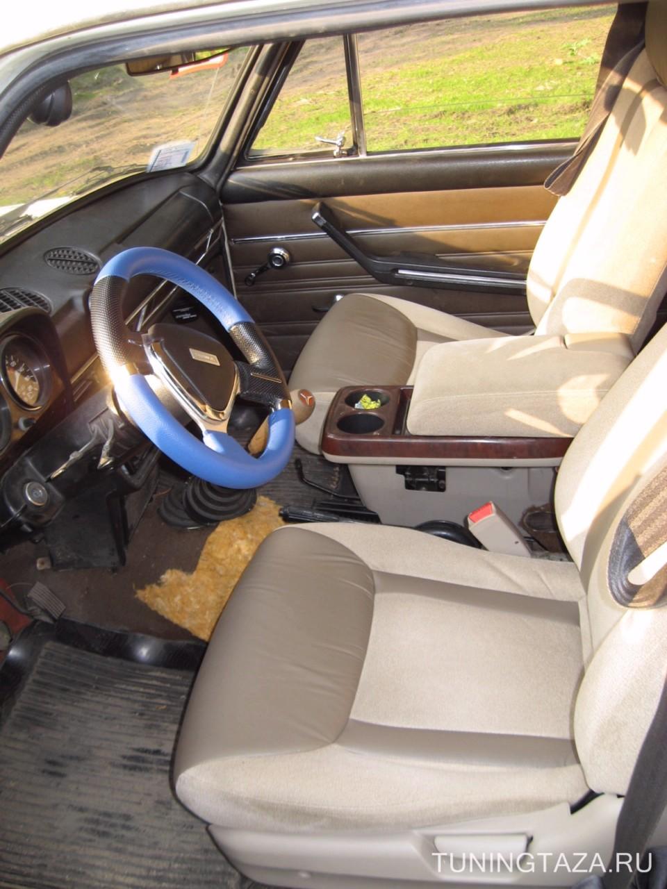 от какой машины подойдут сидения на ваз 2105