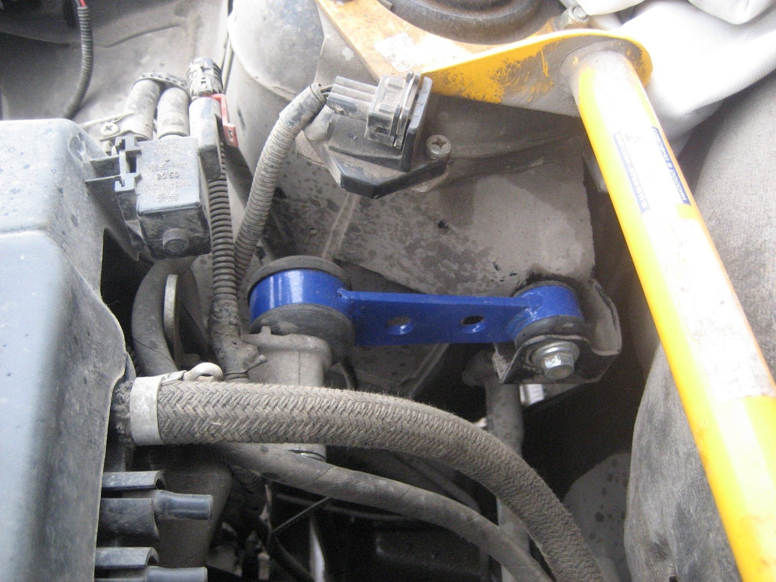 Замена подушек двигателя на ВАЗ 51