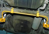 подвеска ваз 2109, 2108, 21099 - задний стабилизатор поперечной устойчивости